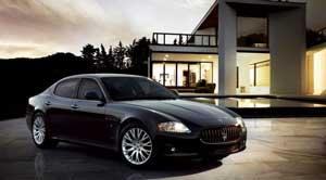 Валентин Зиновьев про Maserati Quattroporte, Актюбинск