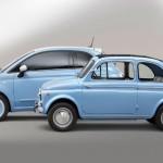 Fiat представит в Лос-Анджелесе ретро-исполнение модели 500