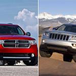 Chrysler Group начинает активно отзывать автомобили моделей Dodge Durango и Jeep Grand Cherokee