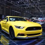 Ford покажет нового «Мустанга» в Москве