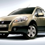 Sedici – автомобиль «наполовину» от Fiat