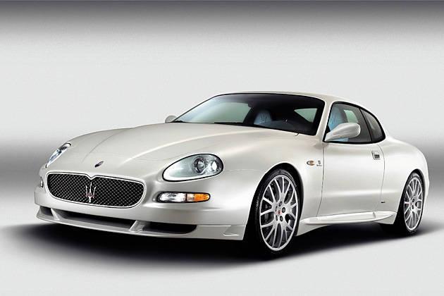 Рестайлинг автомобилей Maserati Coupe