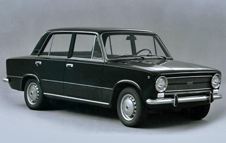 Fiat вспомнил про прототип «копейки»
