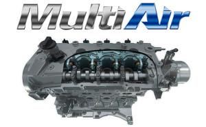 Уменьшение расхода топлива с технологией MultiAir