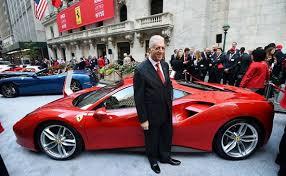 Благодаря выведению Ferrari на биржу Fiat сразу же заработал почти миллиард долларов