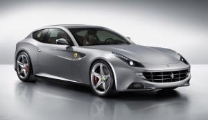 Обновление Ferrari FF.
